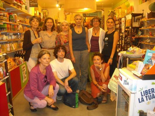 Alcuni dei volontari dell'Associazione!
